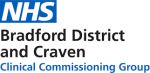 Image: Bradford district and Craven CCG logo