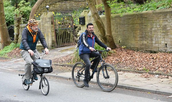 Active travel partnership event - 8th July 2020