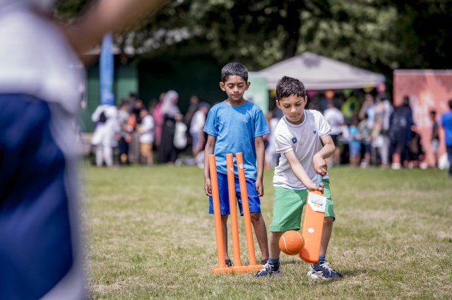 Physical activity and sport in Bradford - what you can do