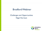 Challenges and Opportunities - Nigel Harrison, YSF